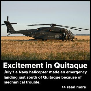 July 1, 2012 Navy helicopter landing