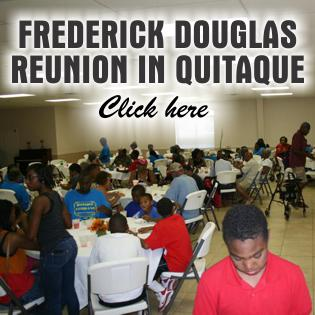 Frederick Douglas Reunion in Quitaque