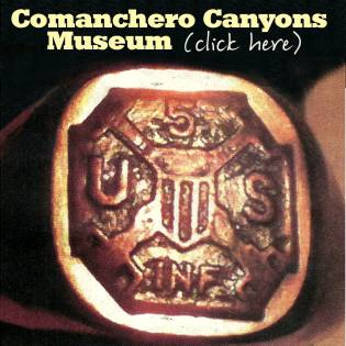 Artifact in Comanchero Canyons Museum