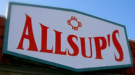 Allsup's Convenience Stores Website
