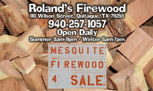 Roland's Firewood Website - Mestique Firewood 4 Sale