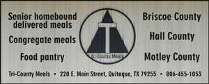 Tri-County Meals Website
